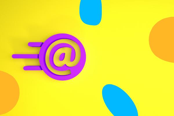 arobase envoi mail